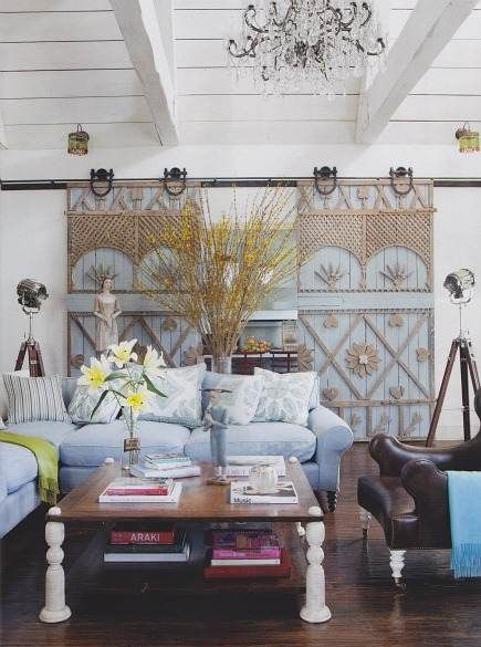 Interior Barn Doors | Architecture, Art, Desings - Daily source for inspiration and fresh ideas on Architecture, Art and Design