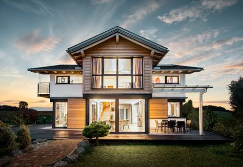Träumen Sie davon in einem ökologischen Designhaus zu wohnen? – Dlareg