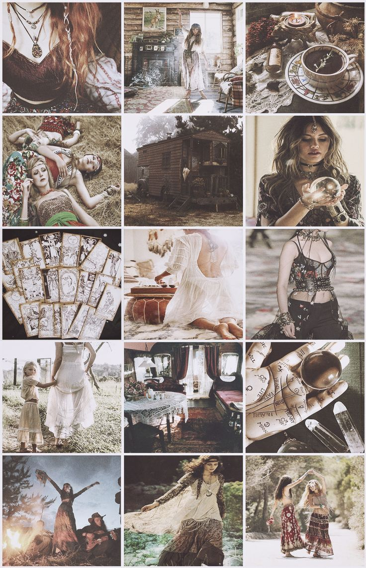 Chovihani aesthetic The Gypsy witch is almost without exception a woman; she is called a chovihani. She uses her occult powers according to need, to bless and heal or curse and kill. Within the Gypsy...