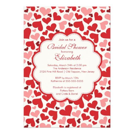 Best ValentineS Day  Bridal Shower Ideas  Heart Theme Images