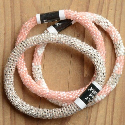 Lily and Laura Bracelets - Early Rose
