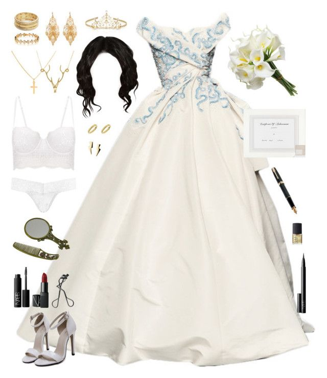 """""""Chase King"""" by annefs1 ❤ liked on Polyvore featuring Christian Dior, Amrita Singh, Nanette Lepore, Monsoon, Lee Renee, Tenri, Sterling Essentials, La Perla, Hanky Panky and Tiffany & Co."""