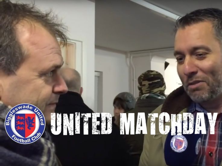 REACTION TO 1-0 WIN AGAINST DUNSTABLE