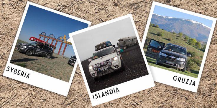 Syberia, Islandia, Gruzja - te miejsca odwiedził już Fiat Freemont w ramach Fiat Adventure Team! Dowiedz się więcej o wyprawach na www.fiatfreemont.pl/wyprawy
