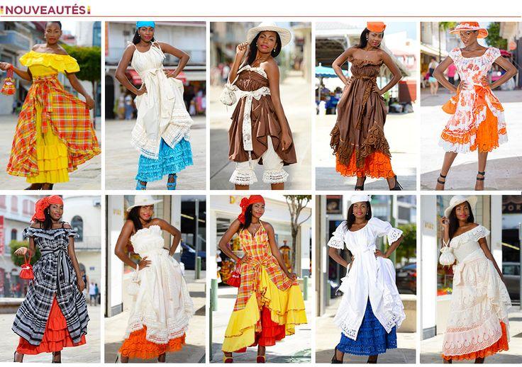 Dodyshop robe cr ole robe antillaise v tement madras for Concepteurs de robe de mariage australien en ligne