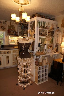 The best craft supplies organizining ideas I have ever seen