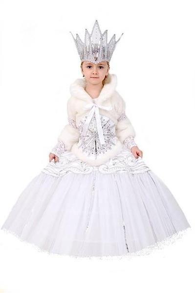 Карновальные новогодние костюмы для детей