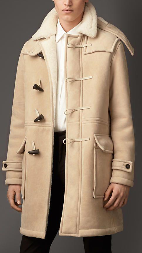 men s coats pea duffle top coats burberry duffle. Black Bedroom Furniture Sets. Home Design Ideas