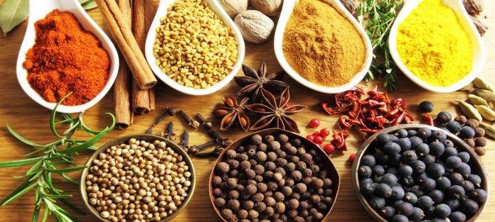 mat-örter-växter-kryddor-herbs-hälsa-äta-livsmedel