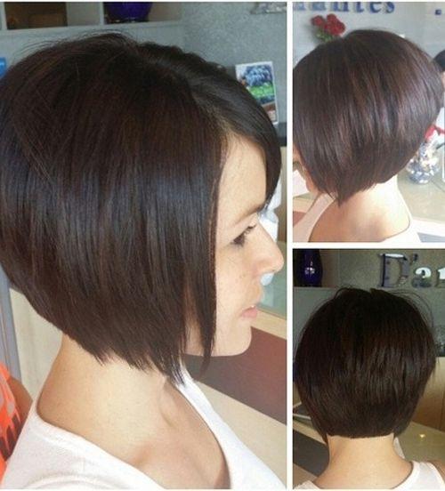 Sweet Short Bob Haircuts 2015