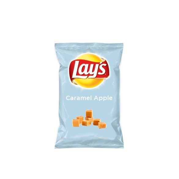 I found caramel apple on Lay's Original for Lay's® #DoUsAFlavourCanada. Check it out and submit your own for a chance to win† $50k + 1% of your flavour's future sales††! http://lays.ca/flavour