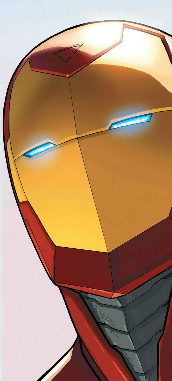 Iron Man by Dave Marquez