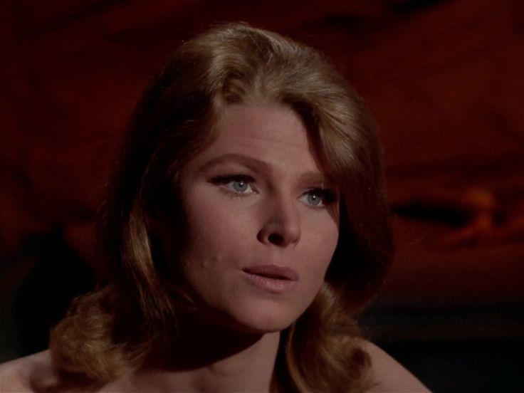 "Star Trek 3 x 23 ""All Our Yesterdays"" Mariette Hartley as ..."