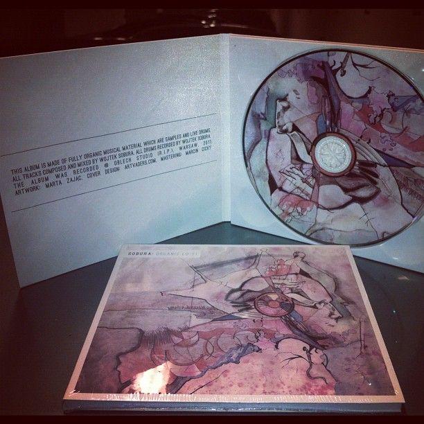 Sobura LP [UKM 012] CD