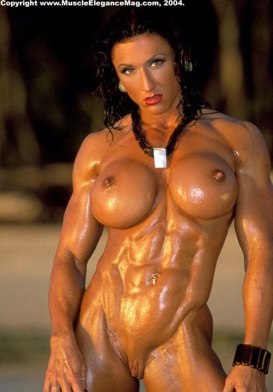 Muscle Woman Pussy 27