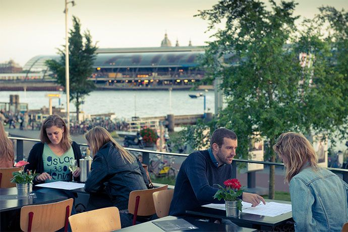 Also, the perfect place for a cozy dinner with one of the best views.