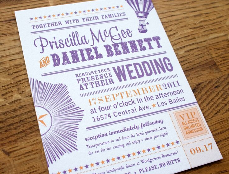 12 best wedding by colors images on pinterest color palettes priscilla daniels rock n roll vintage inspired wedding invitations stopboris Image collections