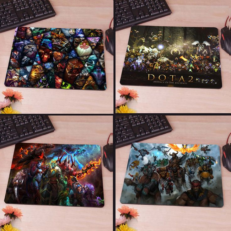 10 best dota 2 mouse pads images