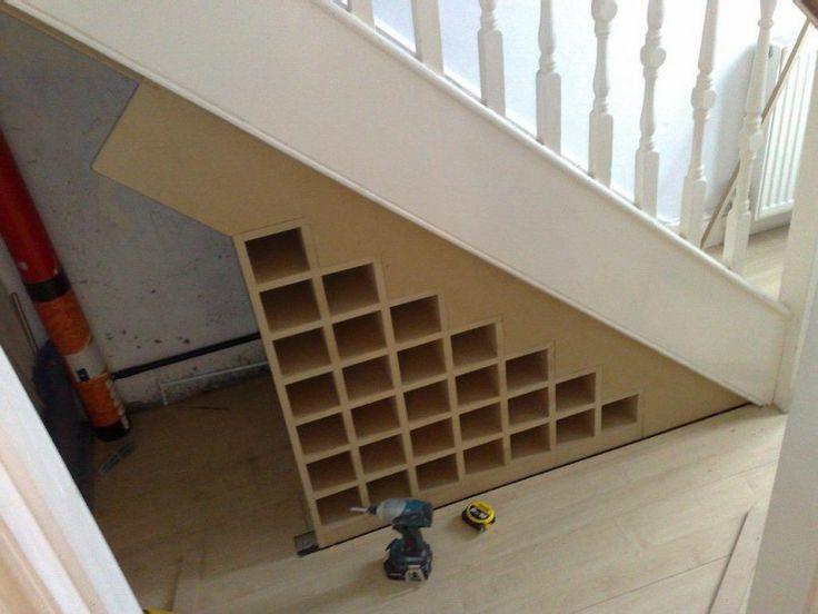 17 best ideas about kitchen under stairs on pinterest for Stair cabinet design