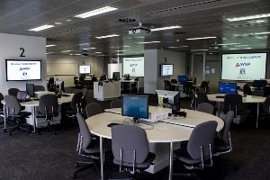 University of Melbourne uses the Extron XTP Matrix Switcher for AV switching and distribution.