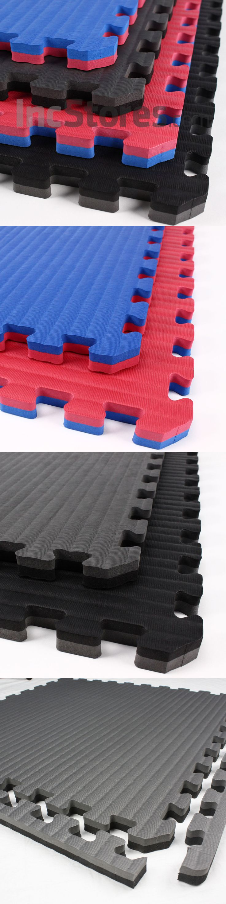 Exercise Mats 44079: Incstores 24Sqft Tatami Tiles 2Ft X 2Ft Portable Martial Arts Mats (6 Tiles) -> BUY IT NOW ONLY: $45.14 on eBay!
