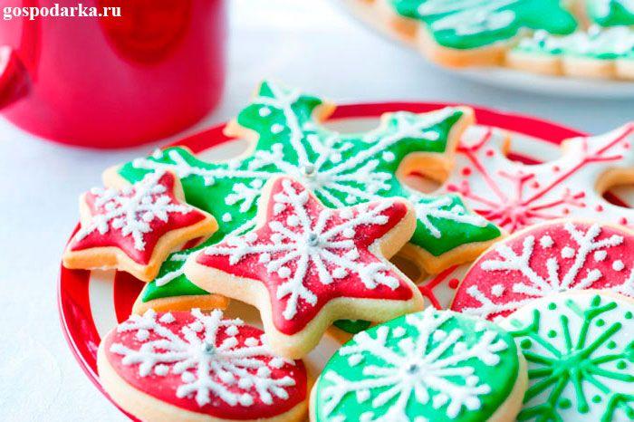 Сахарное печенье — простой рецепт для занятых хозяек