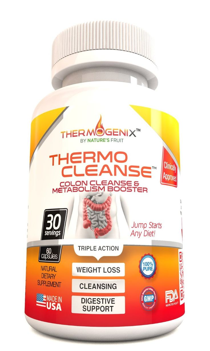 Cleanse weight loss