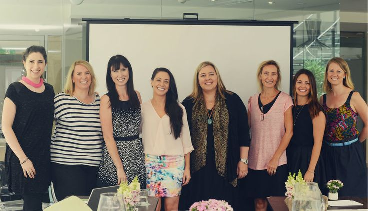 Class one group photo!  Photo by Kate Di Blasi Photography  #eventhead #workshops #events #hotel #melbourne #eventstyling #business #entrepreneurs