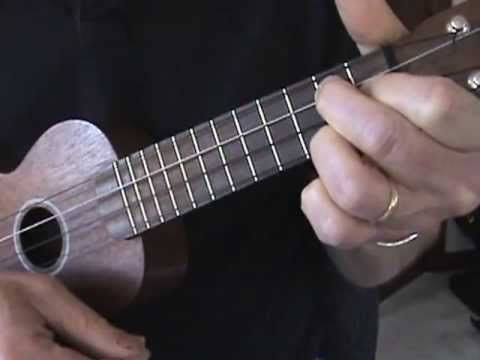simple ukulele blues - YouTube