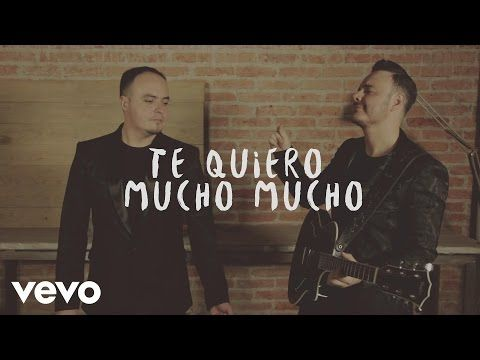 Río Roma - Te Quiero Mucho, Mucho (Official Lyric Video) - YouTube