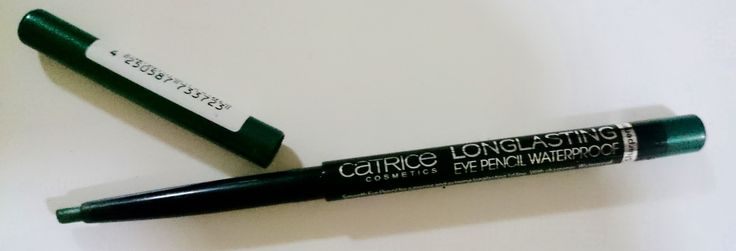 Catrice Long Lasting Eye Pencil Waterproof in 060 Moss Undercover