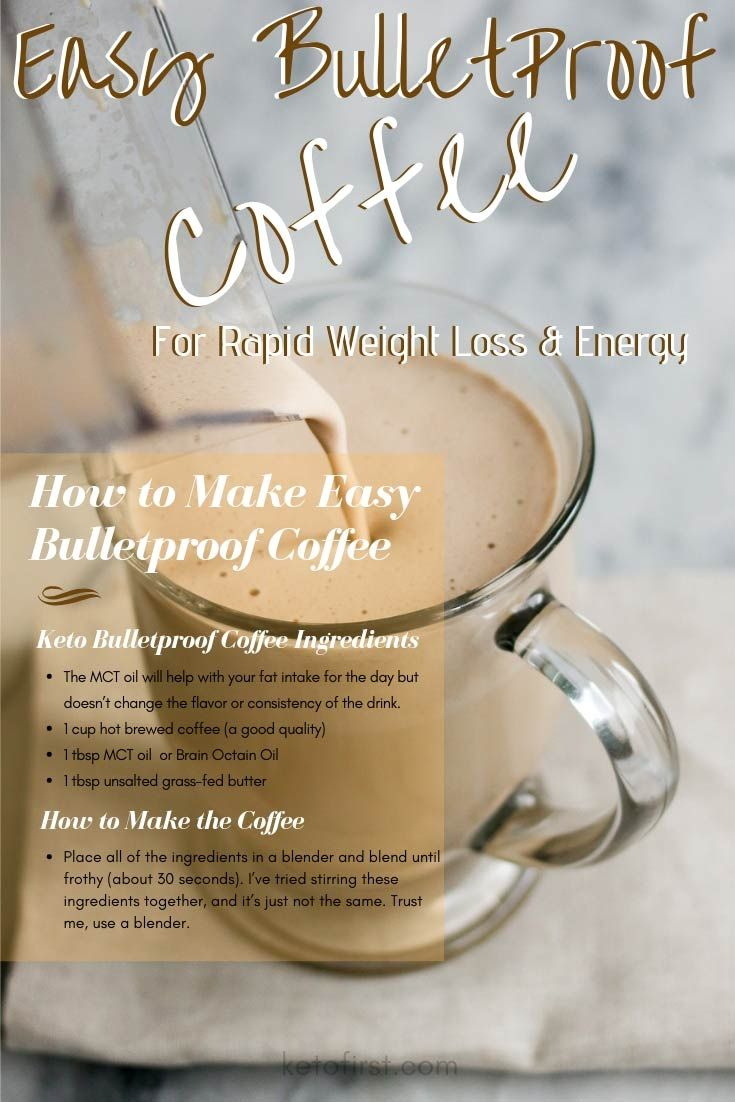 How many times a day can i drink bulletproof coffee