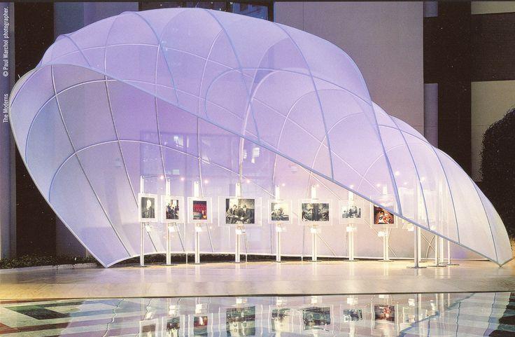 Interior Tensile Structure Cerca Con Google