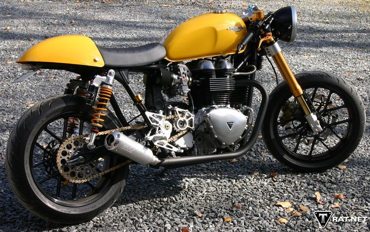 Bonneville Inverted Fork Conversion Triumph Forum