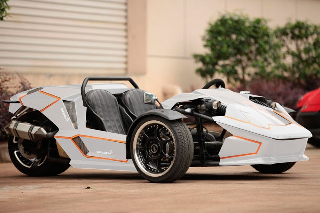 Awesome Street Legal 3 Wheeler Sports Car 6 000 Scorpionsportscars Motorcycles Wheels Vehicles Reverse Trike