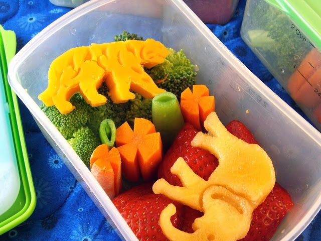 beneficial bento: Healthy Snacks for a Trip to the Zoo