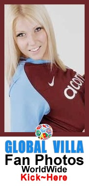 Aston Villa FC News & all TOP Bloggers Writers and Authors see the AstonVillaWag She is Absolutely Gorgeous #avfc