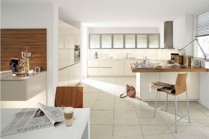 Hochglanzküche U-Form U-Küchen Pinterest - küchen u form