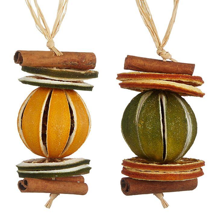 Buy Jormaepourri Ruskin House Dried Fruit Hanger, Assorted Online at johnlewis.com