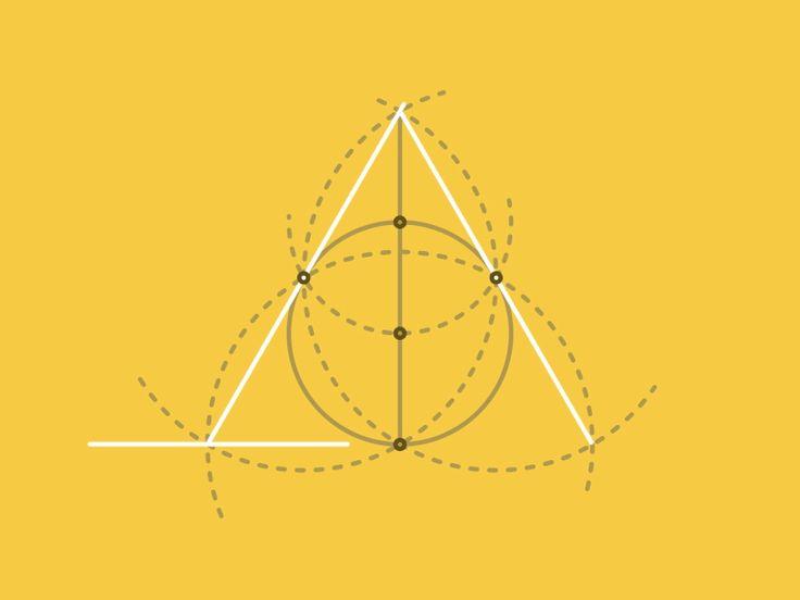 Triangular Construction 001 by Adam Plouff