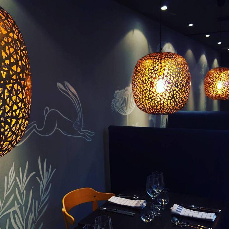 Orissa - by Rydéns in Restaurant Sinne Helsinki  ________________________________ #sessaklighting #sessak #orissa #byrydens #byrydéns #luminaire #valaisin #lamppu #lampa #interior #inredning #restaurant #Sinne #sinnehelsinki #ravintolasinne #visithelsinki #lighting #riippuvalaisin #interior4all #scandinaviandesign #interiorinspiration #sisustusinspiraatio #interior_design #Friday #evening #November
