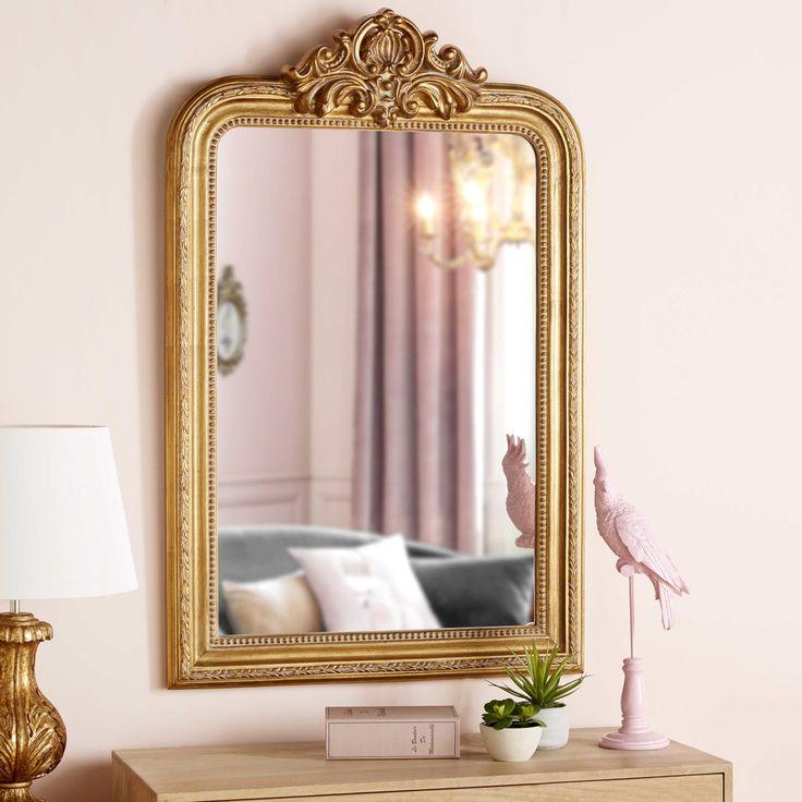 les 25 meilleures id es de la cat gorie miroir maison du monde sur pinterest miroir cuivre On la maison du miroir