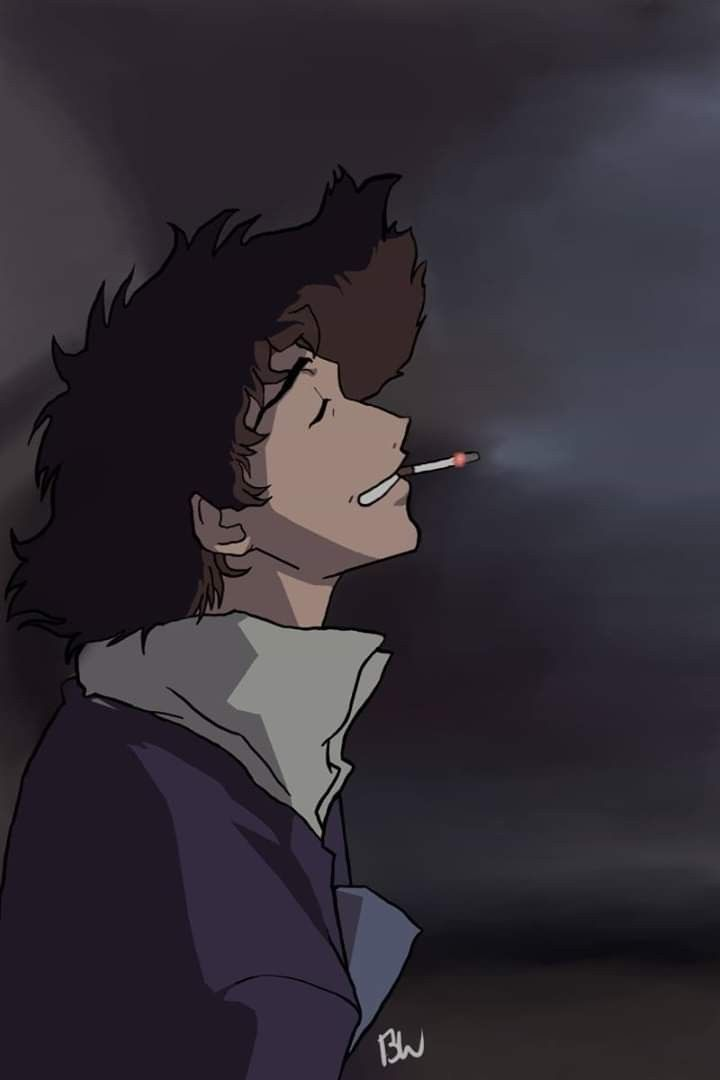 Spike Spiegel (With images) Cowboy bebop, Cowboy bebop