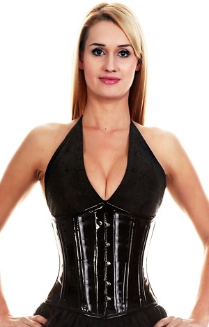 how to make a waist trainer with plastic wrap