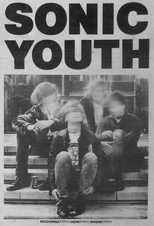 /// Sonic Youth 1986