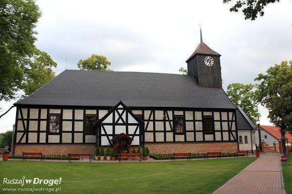 kaszubskie #sanktuaria [ #Kościół Sanktuarium w #Sianowie na #Kaszubach ]