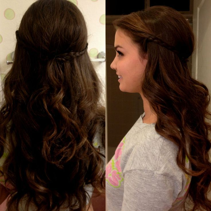 Loose Curls Hairstyles Formal – curly hairstyles loose curls