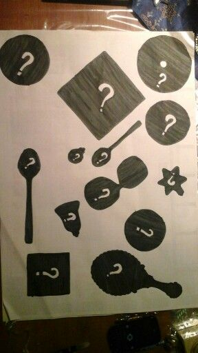 Zoek de spiegelende voorwerpen deel 1