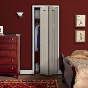 Small Closet Folding Doors