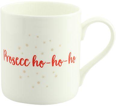 Christmas #affiliatelink #christmas #holidays #gifts   McLaggan Smith Prosecc Ho Ho Ho Mug, 300ml